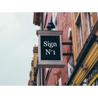 Sign & Facade Mockup