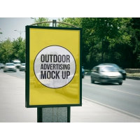Outdoor Advertising Mock-Up