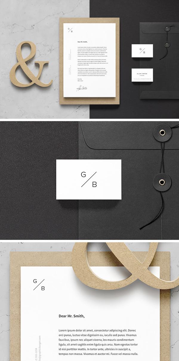 Branding / Identity MockUp Vol.16
