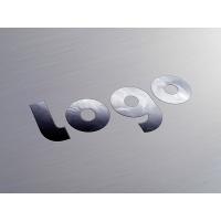Metallic Logo MockUp