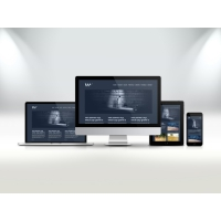 6 Responsive Showcase Device Mockup