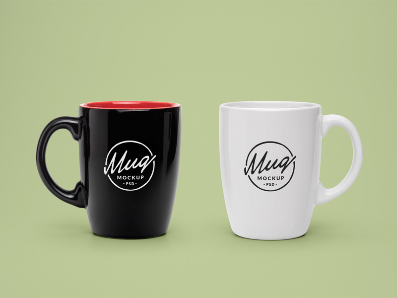 Mug PSD Mock-Up