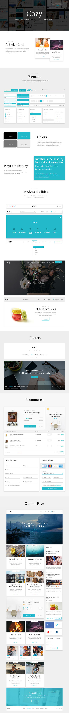 Cozy UI Kit – Free Sample