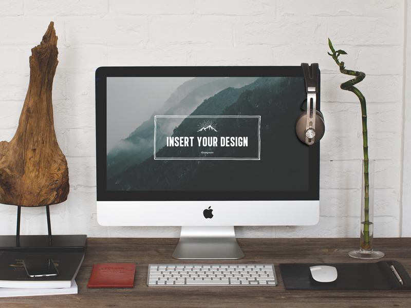 2 Desktop Mock-Ups