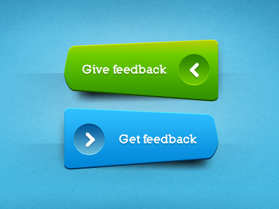 Untraditional Buttons PSD