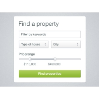 Property Search Widget