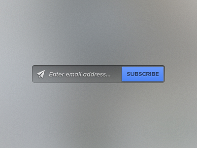 Subscribe Field Form