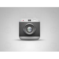 Vector Camera Icon 2