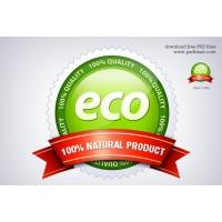 Eco Friendly Seal icon