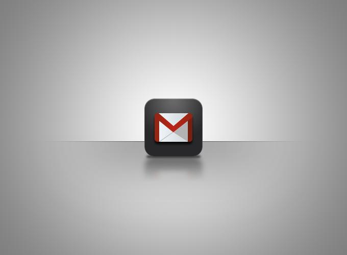 Gmail iPhone App Icon