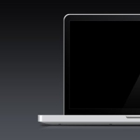 MacBook Pro laptop PSD