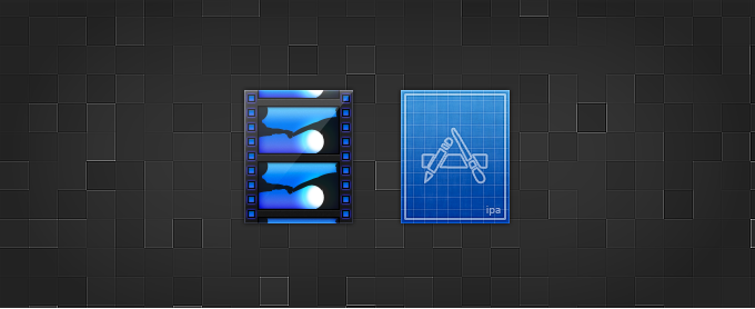 .MOV and .IPA Replacement Icons