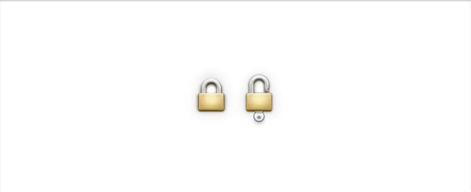 181 Lock Icon
