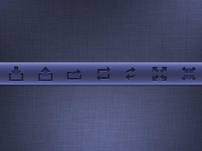 32px Glyphs