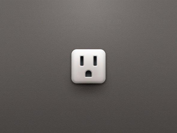 Outlet IOS Icon