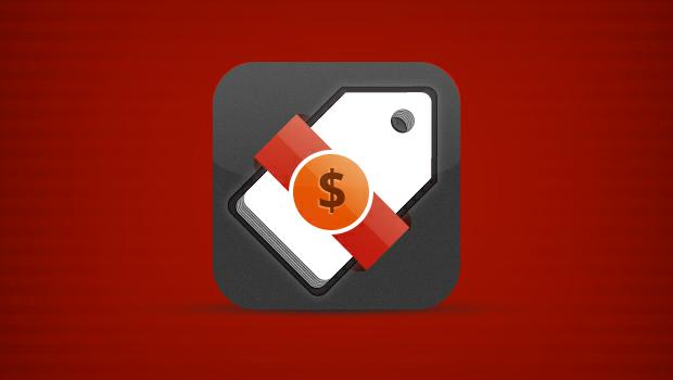 Mobile App Icon Psd