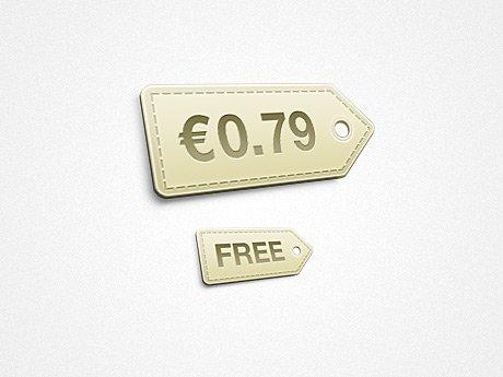 Pretty Little Price Tag
