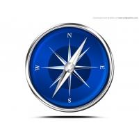 Modern Сompass Icon