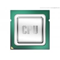Computer Processor, CPU Icon