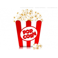 Box of Popcorn Icon