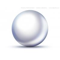 PSD Shiny White Pearl