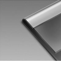 A Metal & Glass Folder