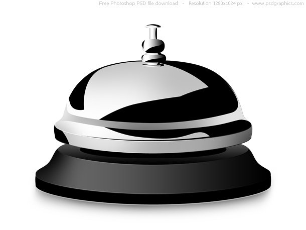 PSD Desk sService Bell Icon