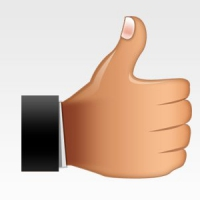 Thumbs Up, Thumbs Down Icons