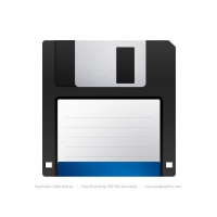 Save Icon - Floppy Disk