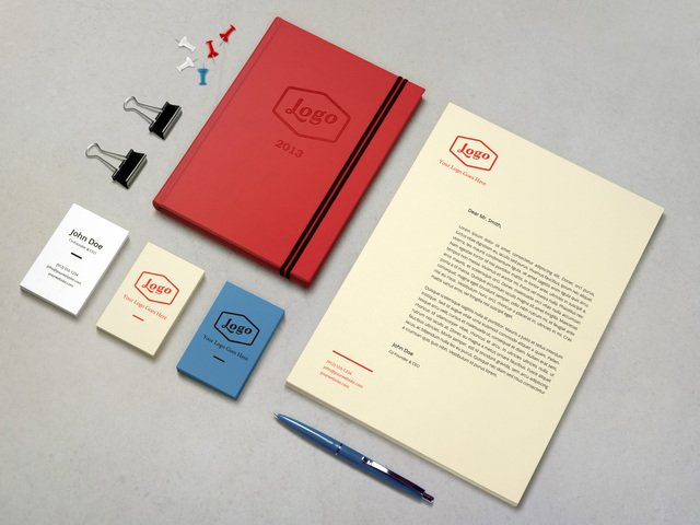 Identity / Branding MockUp Vol.3