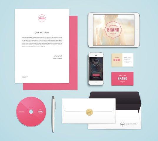 Branding / Identity MockUp Vol.4
