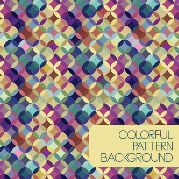 Colorful Pattern Background