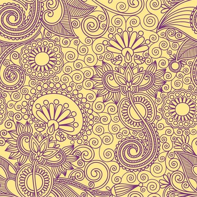 Ham Pattern Background
