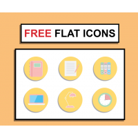 6 FREE OFFICE ICONS