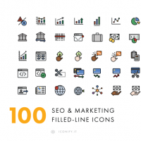 12 FREE BUSINESS ICONS