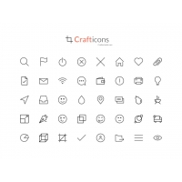 40 FREE MISC CRAFTICONS