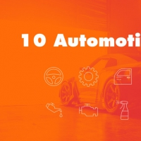10 FREE AUTOMOTIVE ICONS