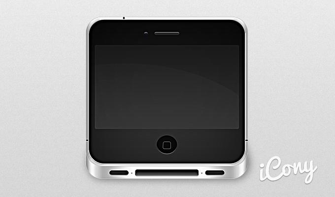 iPhone 4 Icon