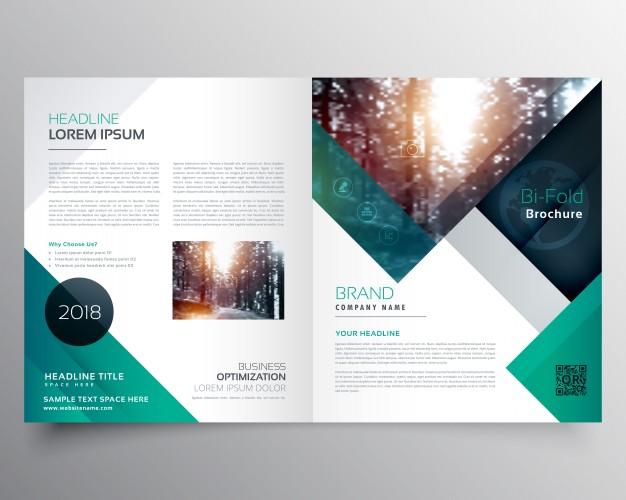 Green Business Brochure Template