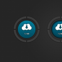 Download Button UI