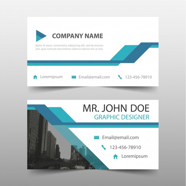 Blue Corporate Card