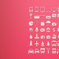 49 Glyph Icons