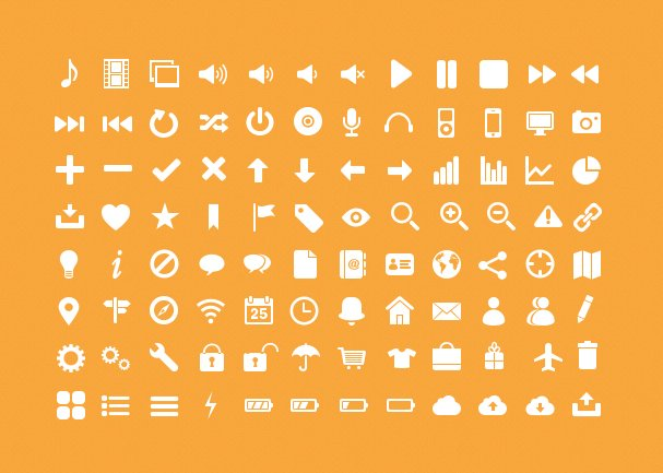 Loveli Icons (Vector)