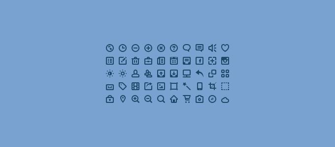 50 Icon Set
