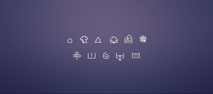 Washing Machine Icons