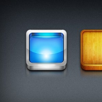 iPhone App Icon Templates