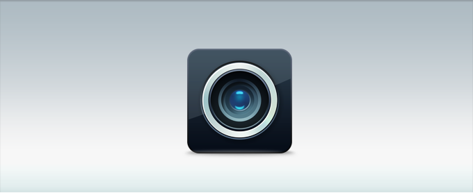 Camera Replacement Icon