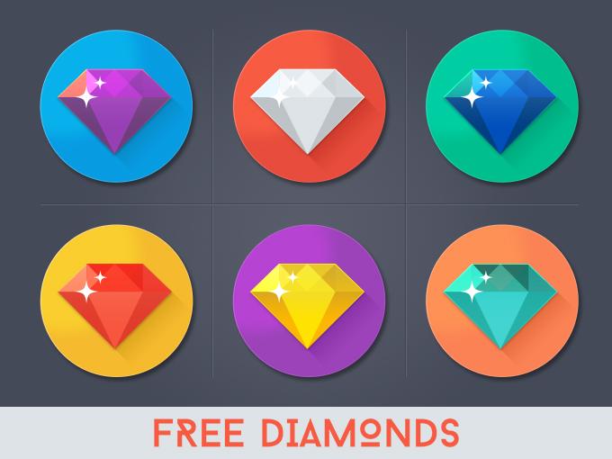 Free Diamond Icons