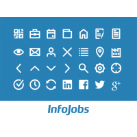 InfoJobs Icon Suite