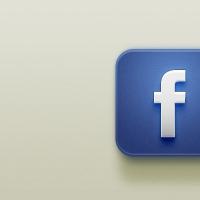 Facebook iOS Icon